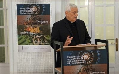 Father General Arturo Sosa, S.J.: Building together a future full of hope