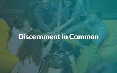 Discernment in Common