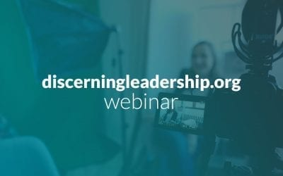 Webinar: Ignatian Leadership and Discernment